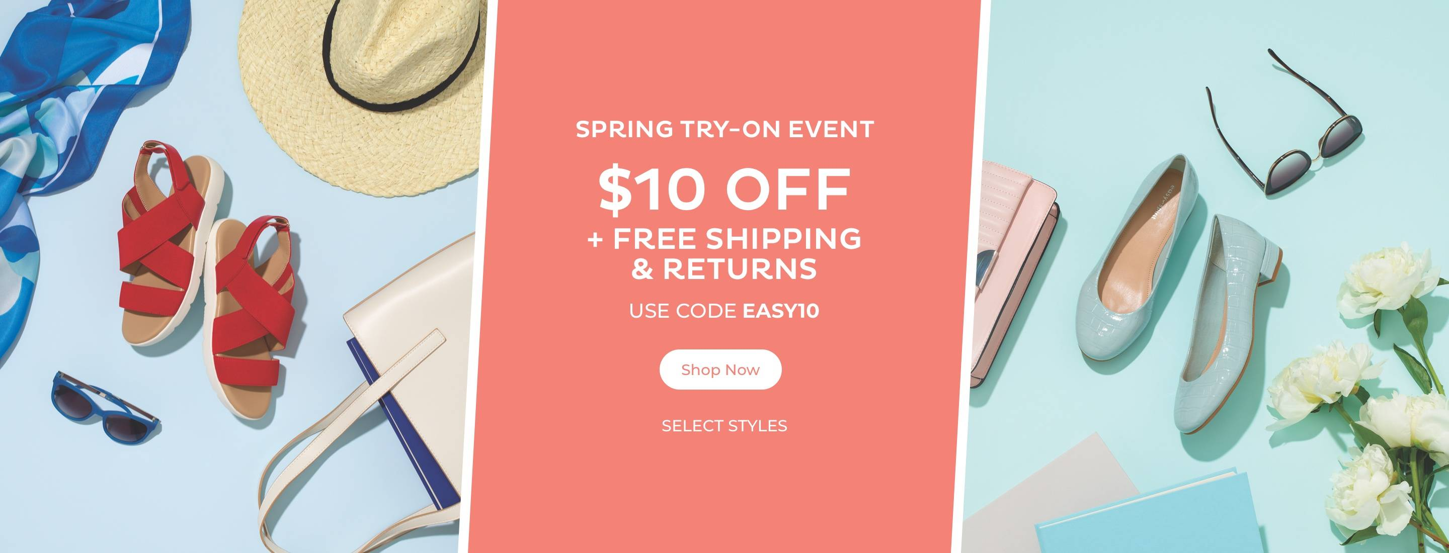 Spring Try On Event