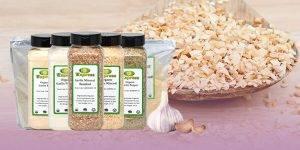 High Quality Organics Express Garlic Variety