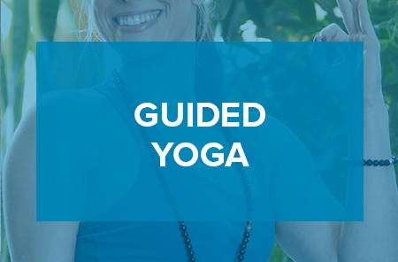 Browse guided yoga videos