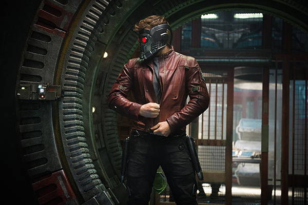Starlord leather jacket