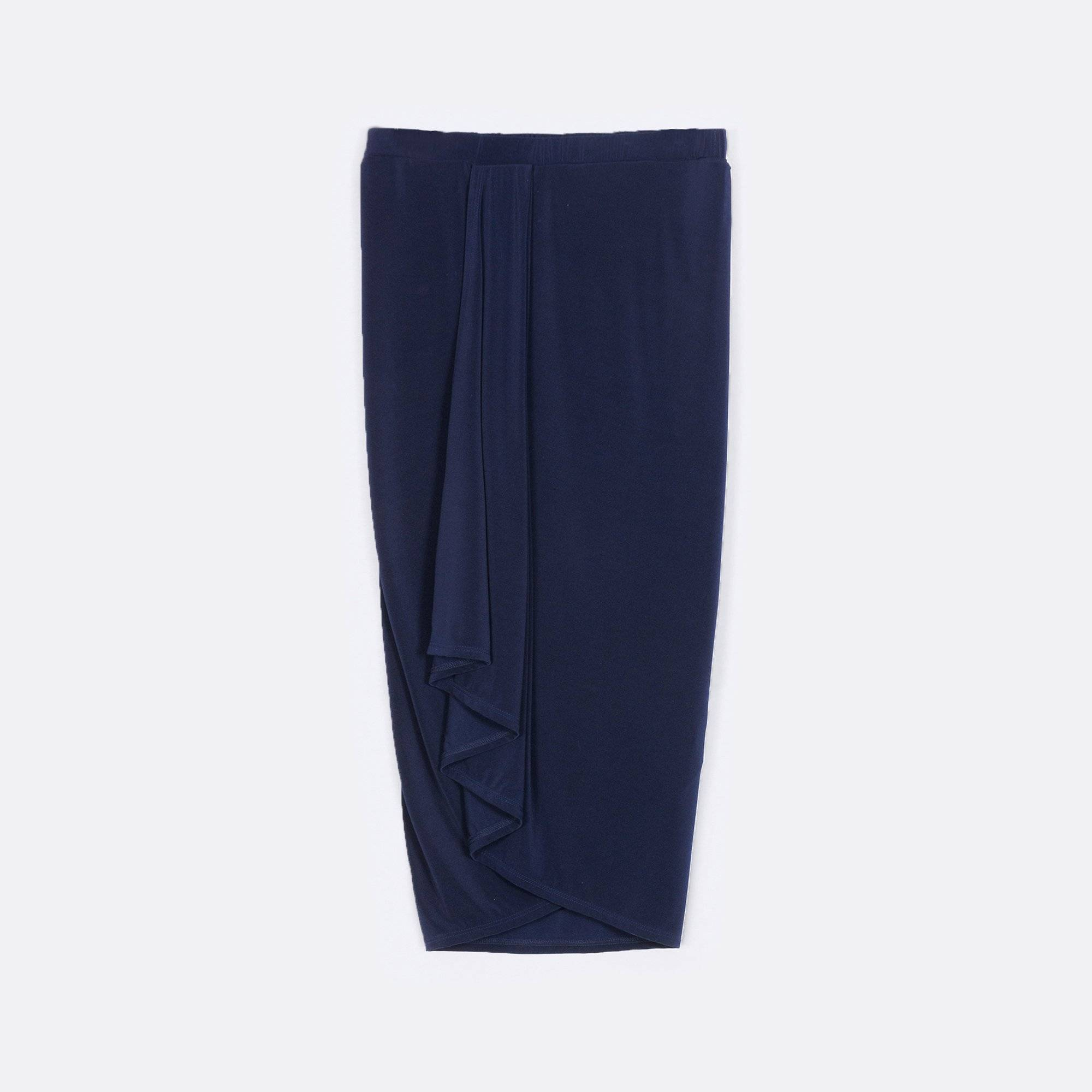 MS. READ Essential Overlap Skirt