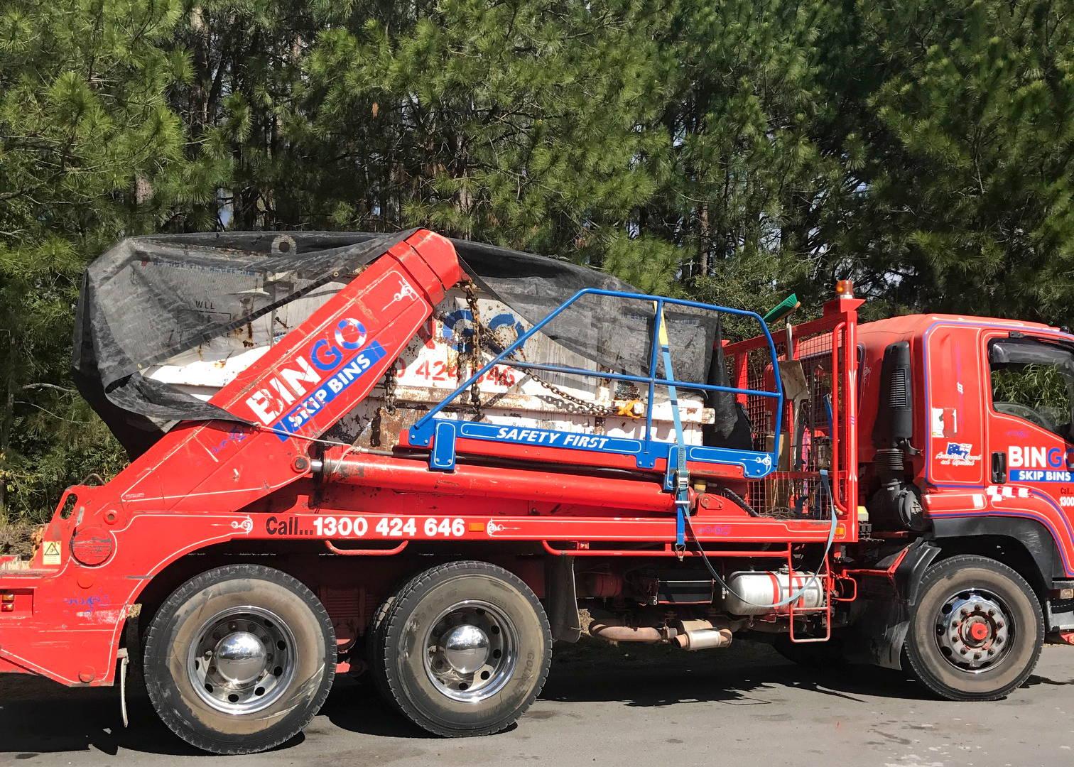 debris-cover-truck