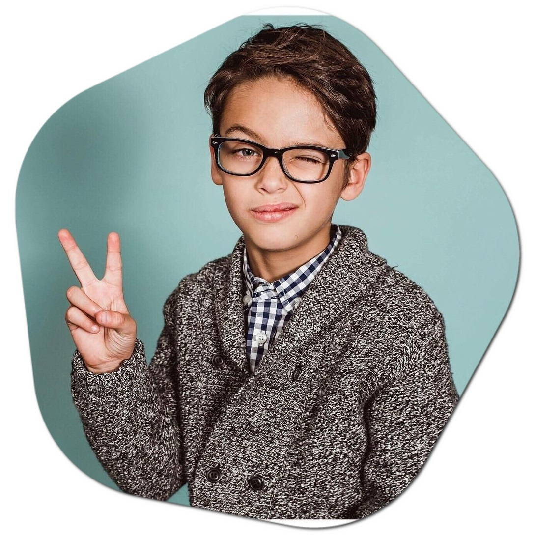Boy's Glasses for Ages 4-12