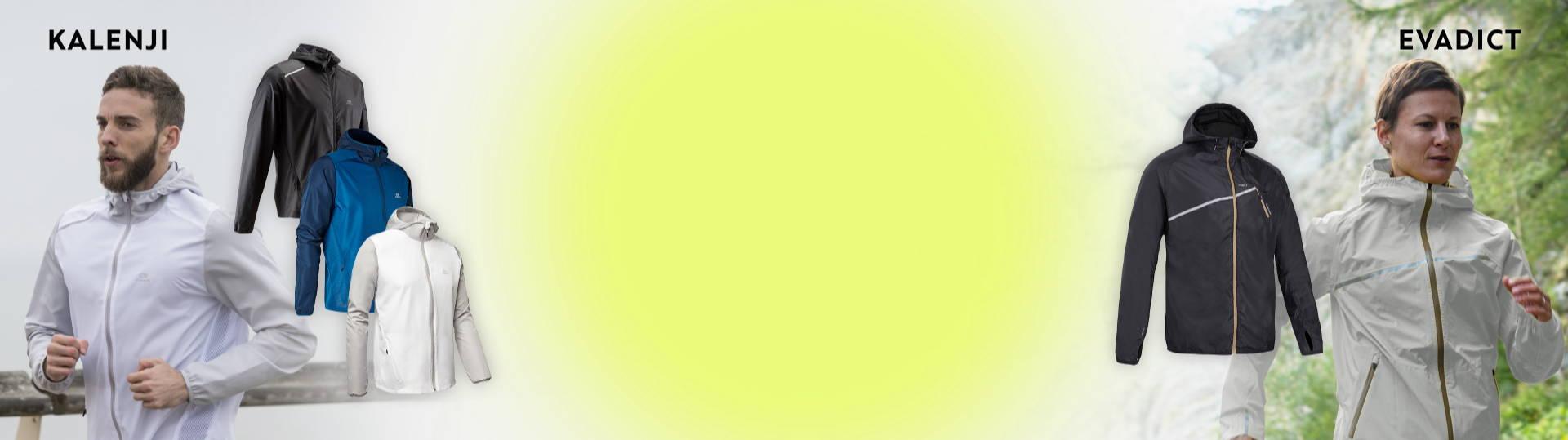 KALENJI(カレンジ)EVADICT(エバディクト)ウィンド ブレーカー  WIND BREAKER