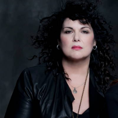Ann Wilson of Heart recycled guitar string bracelets and jewelry