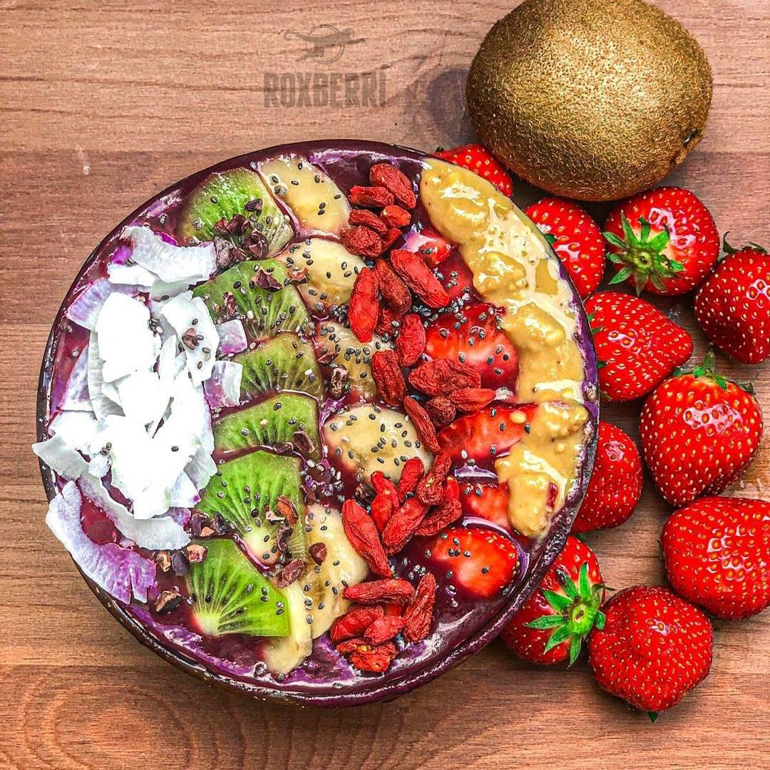 Acai Bowl Antioxidant