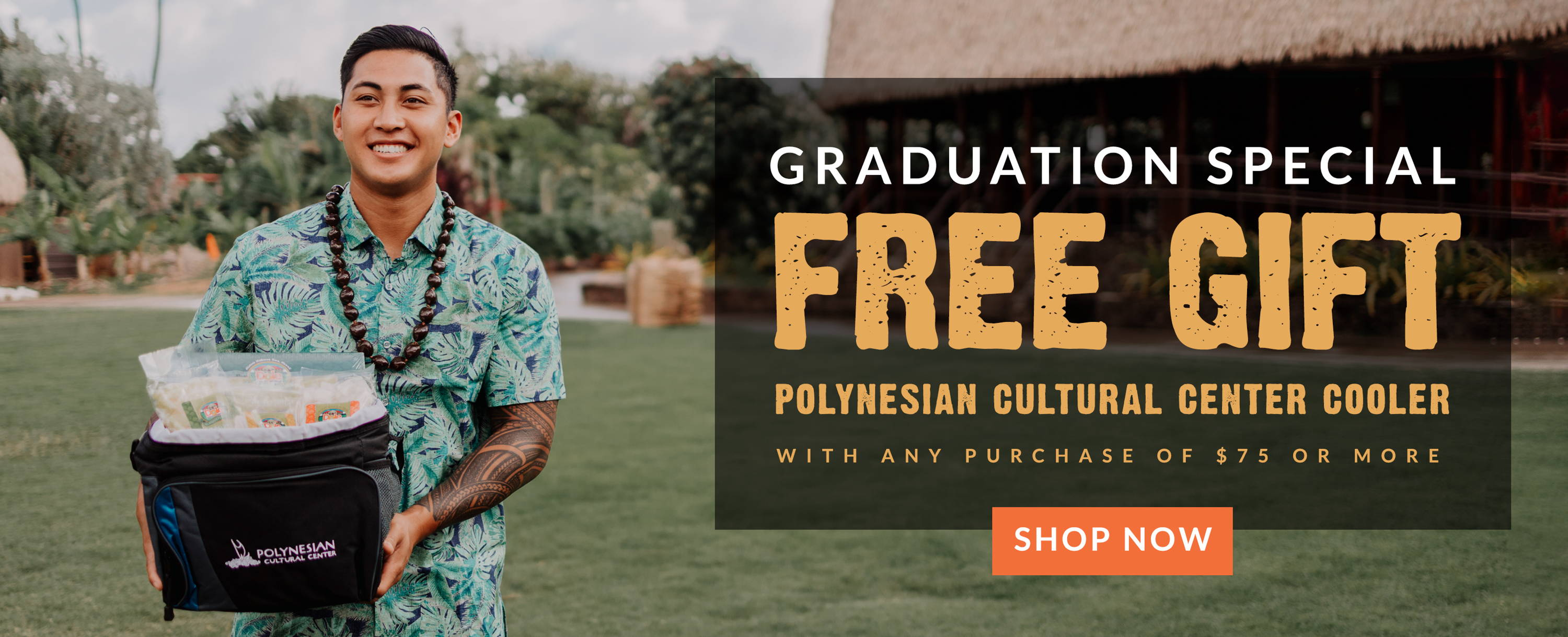 GRADUATION SPECIAL GET FREE PCC COOLER