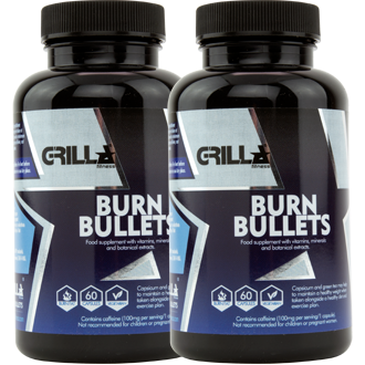 Burn Bullets Twin pack