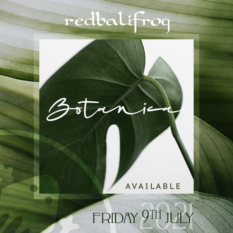 Redbalifrog Botanica