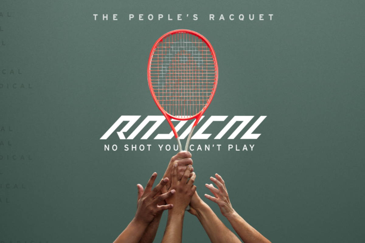Head Graphene 360+ Radical Tennis Collection