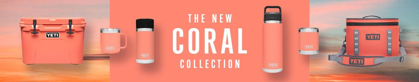 The New Coral Collection