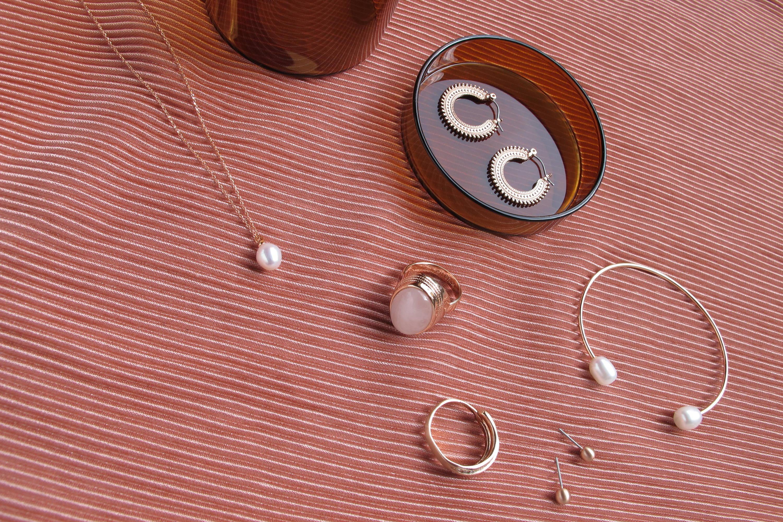 Kaufen Sie Halsketten aus Roségold