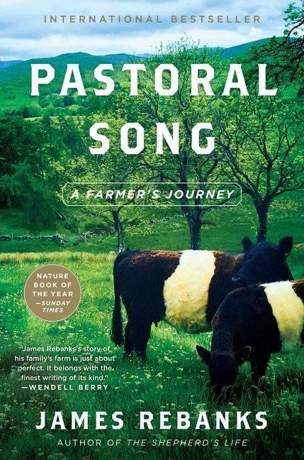 Pastoral Song by James Rebanks Book Jacket