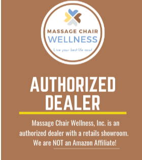 Massage Chair Sellness is an Authorized Dealer and NOT an Amazon Affiliate