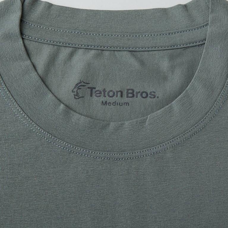 Teton Bros.(ティートンブロス)/ベイパー T/グレー/WOMENS