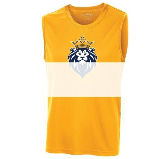 Custom screen printed sleeveless shirts