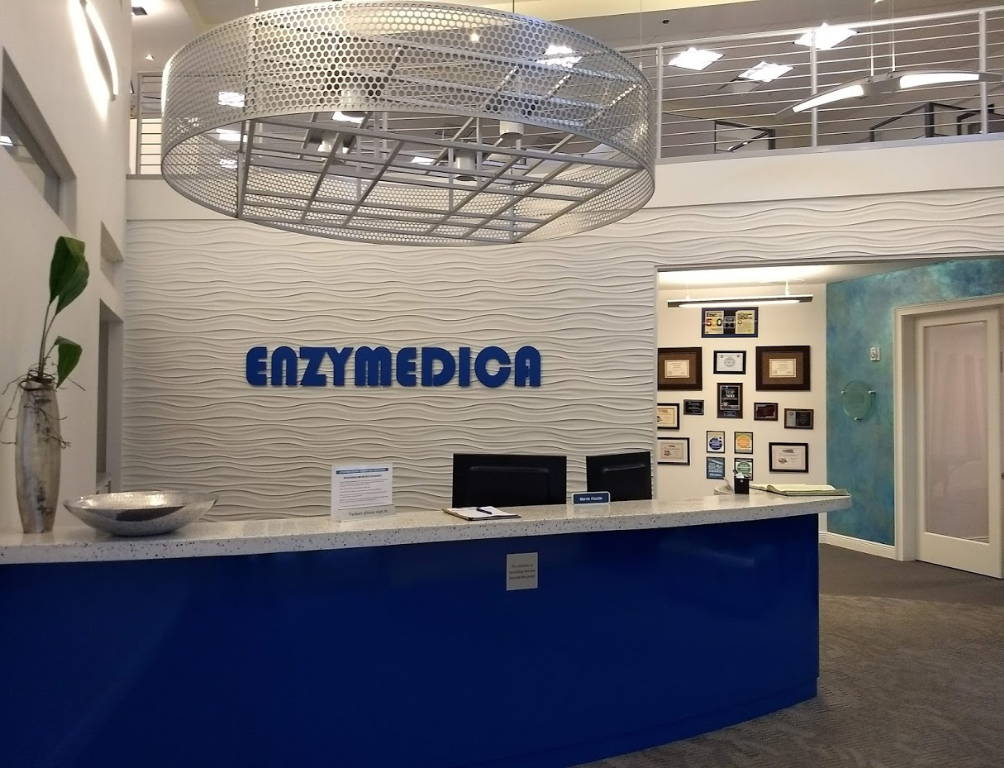 Our Company Story – Enzymedica