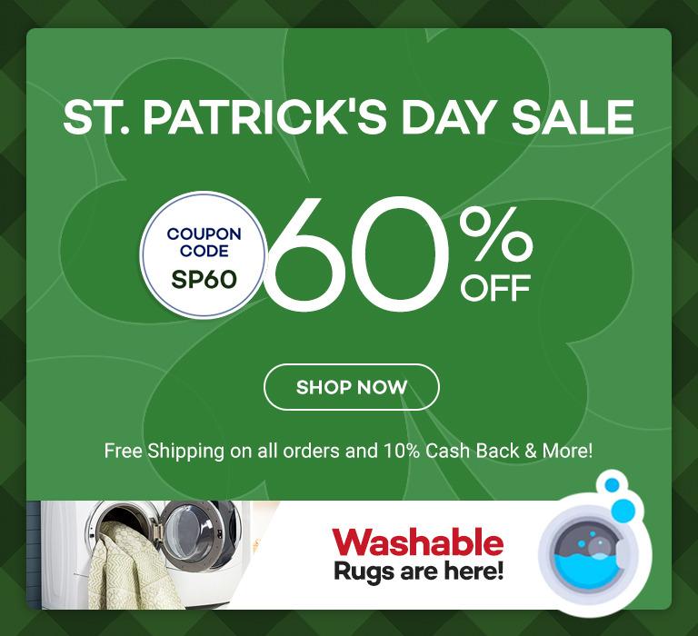 StPatricks Sale 60 off