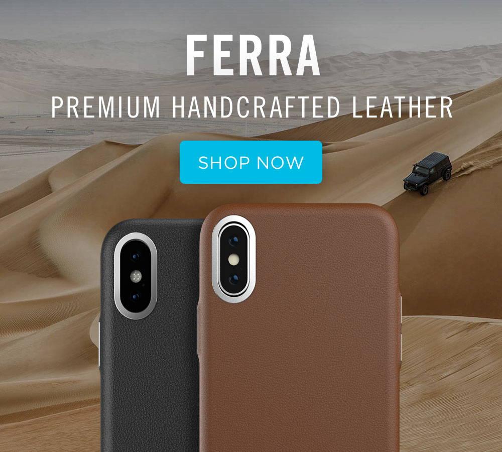 ferra premium handcrafted leather