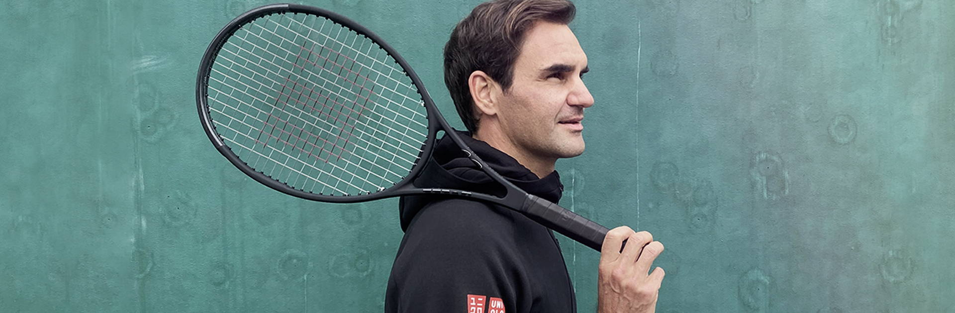 Wilson Pro Staff V13 Roger Federer Banner