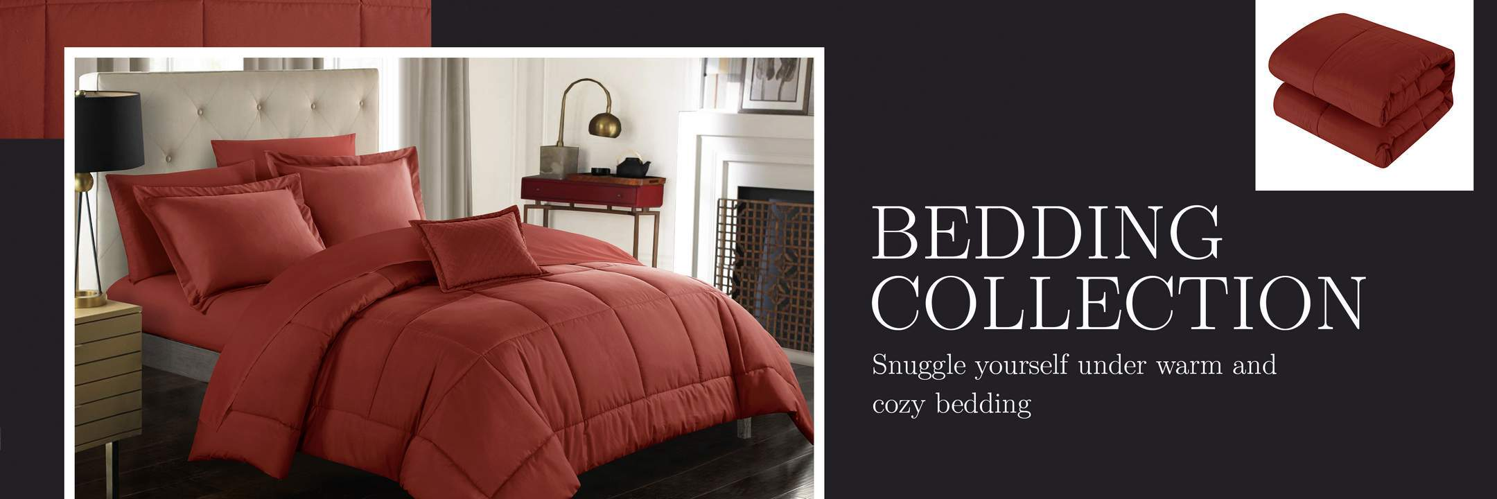 Banne featuring bedding items