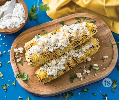 Fiesta Street Corn