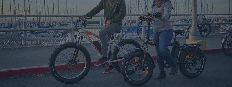 Compare ebikes from Rad Power Bikes.