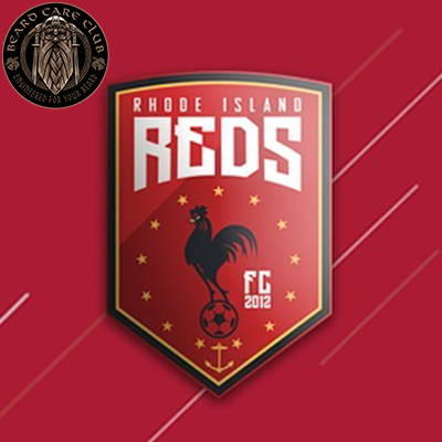 Rhode Island Reds FC - Beard Care Club Beardlete