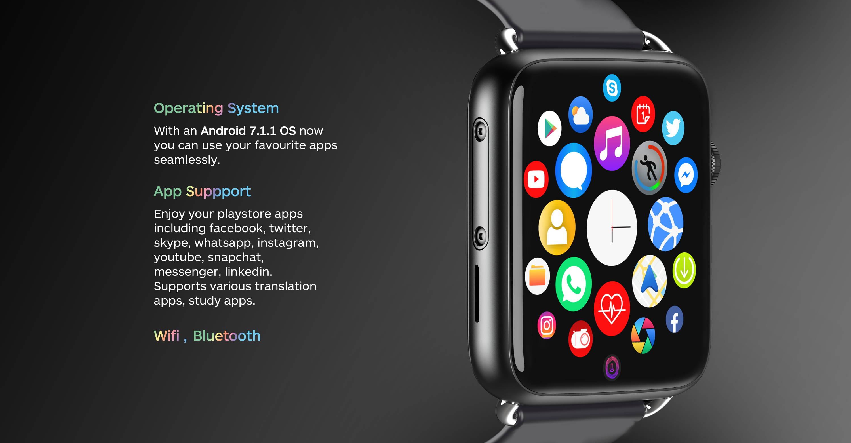 Yugen Smartwatches - Gen 5 SLIM Smartwatch