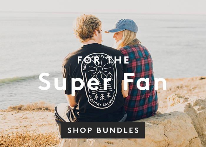 For the Super Fan. Shop Bundles.