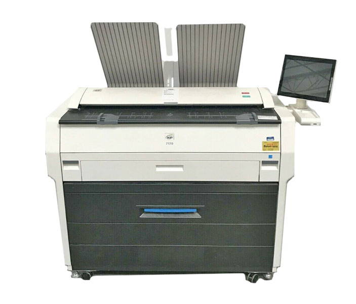 KIP 7170 Wide Format Printer