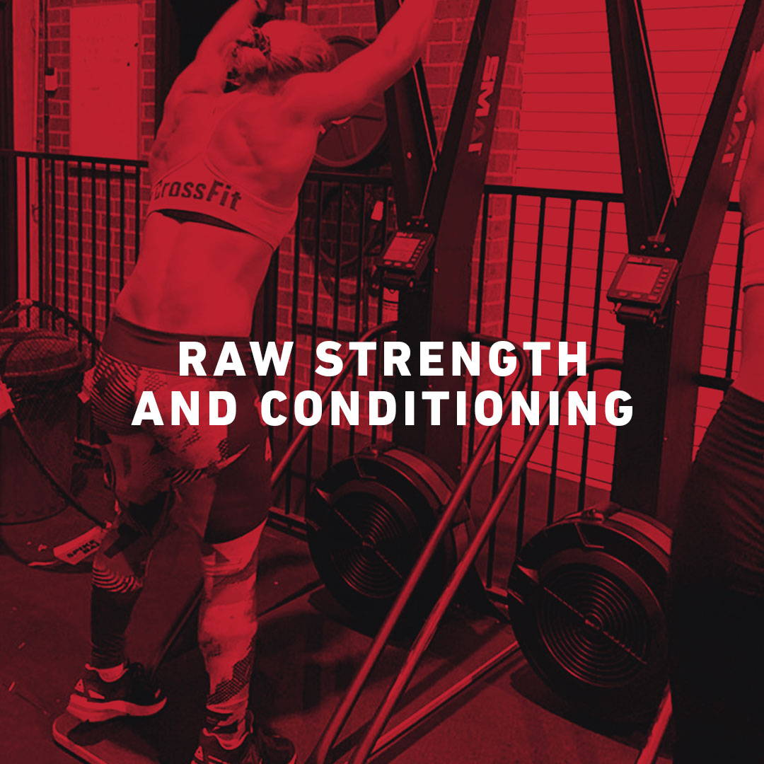 AirSki Raw Strength and Conditioning