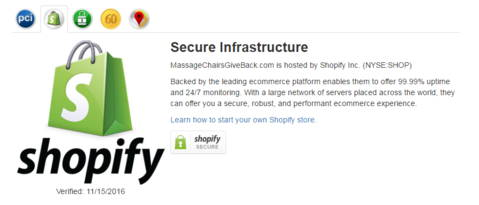 Secure Shopify Infrastructure