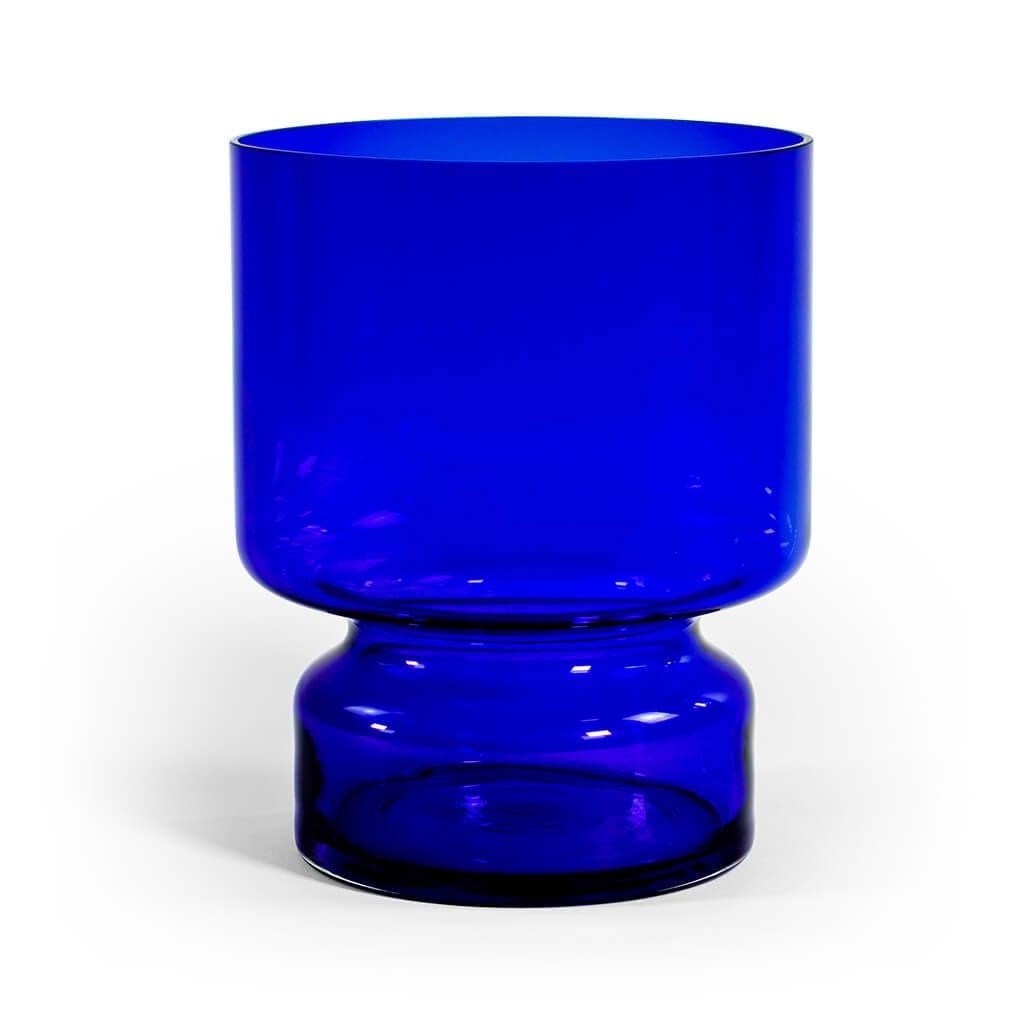 """Vase """"Marlene"""" blau Sellerie Kollektion – diesellerie.com"""