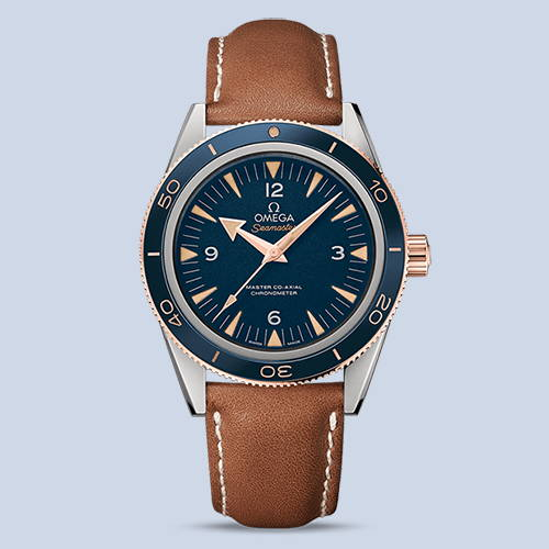 Seamaster 300 Omega Master Co-Axial 41mm