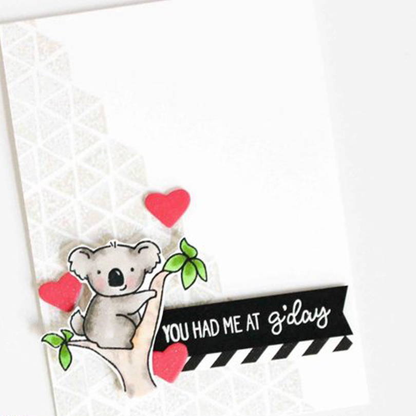 G'Day Mate card by Carissa Wiley