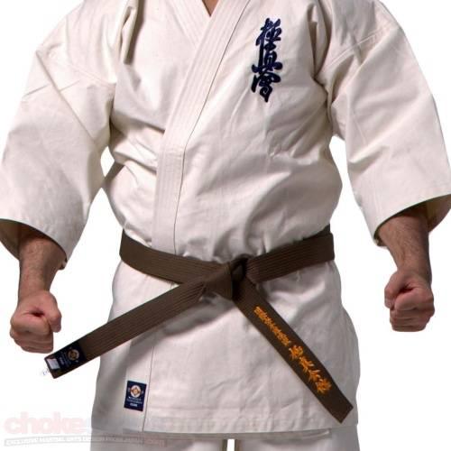 Isami Kyokushin gear from Japan