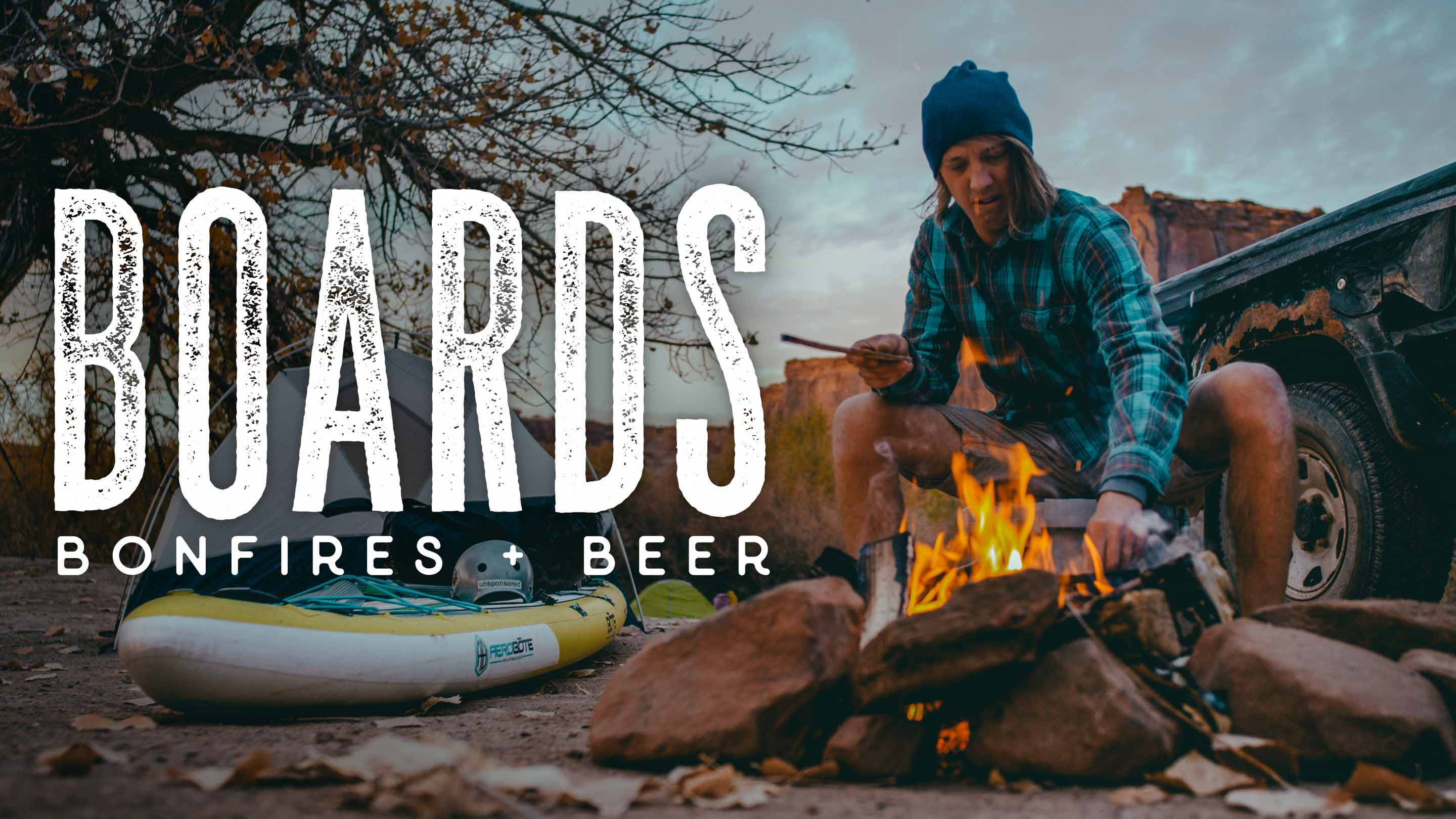 Boards, Bonfires, and Beer
