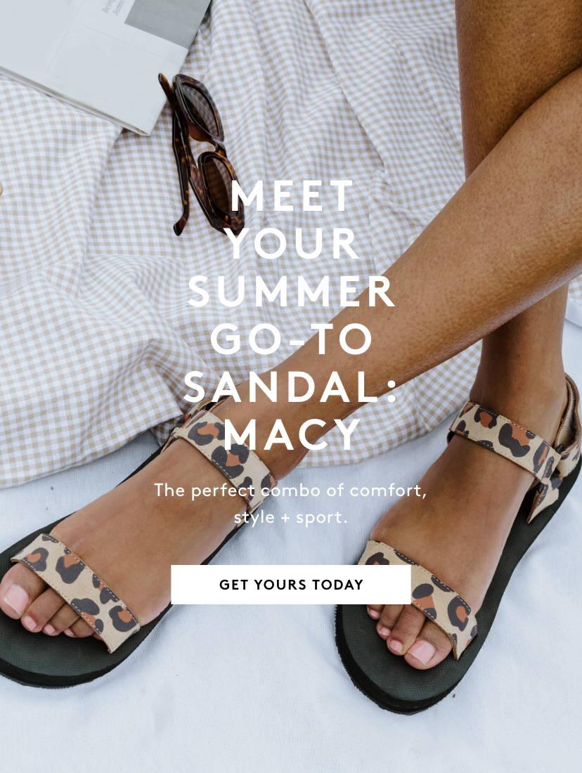 Shop Macy Sandal