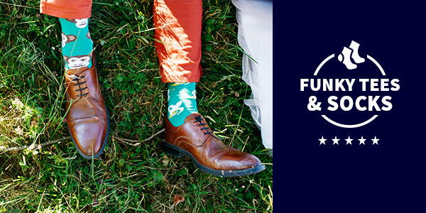 Father's Day Funny Socks and T-Shirts
