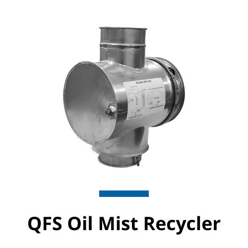 Nordfab QFS Oil Mist Recycler