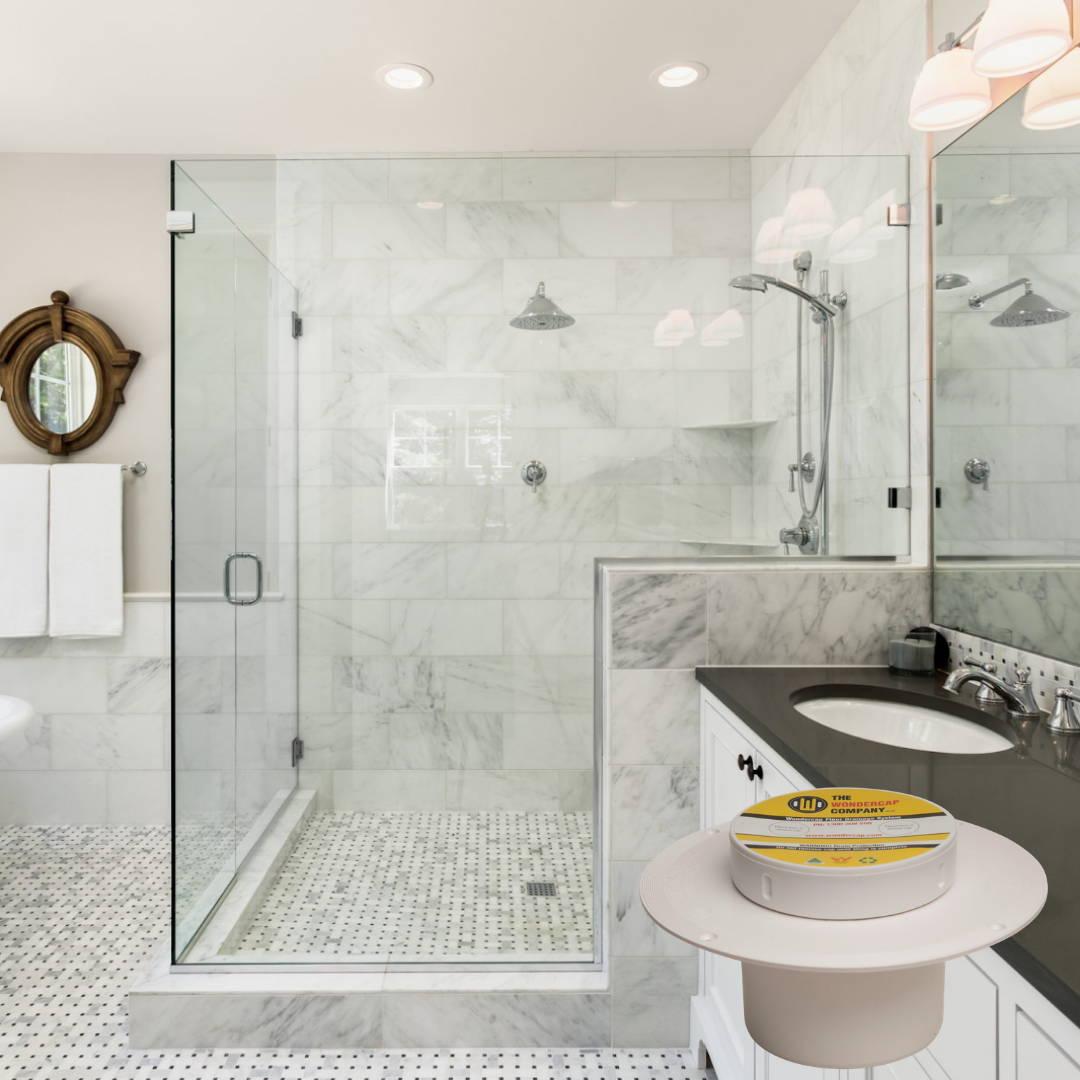 Bathroom renovation kit