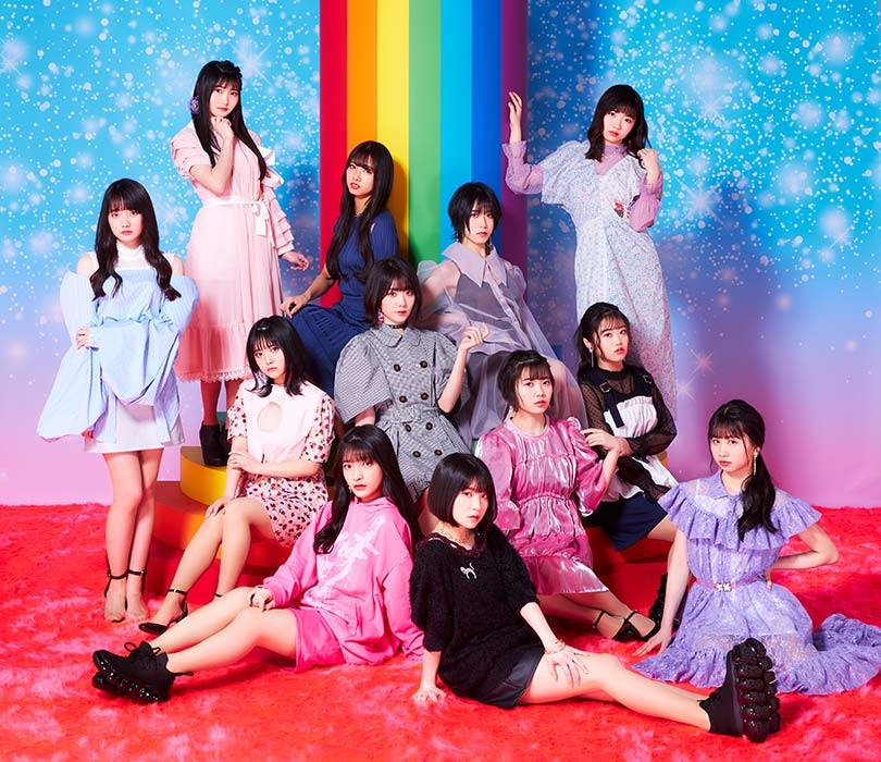 Niji no Conquistador idol group 虹のコンキスタドール JPU Records