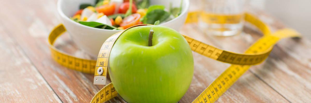 Abnehmen ohne Sport und mit der richtigen Ernährung
