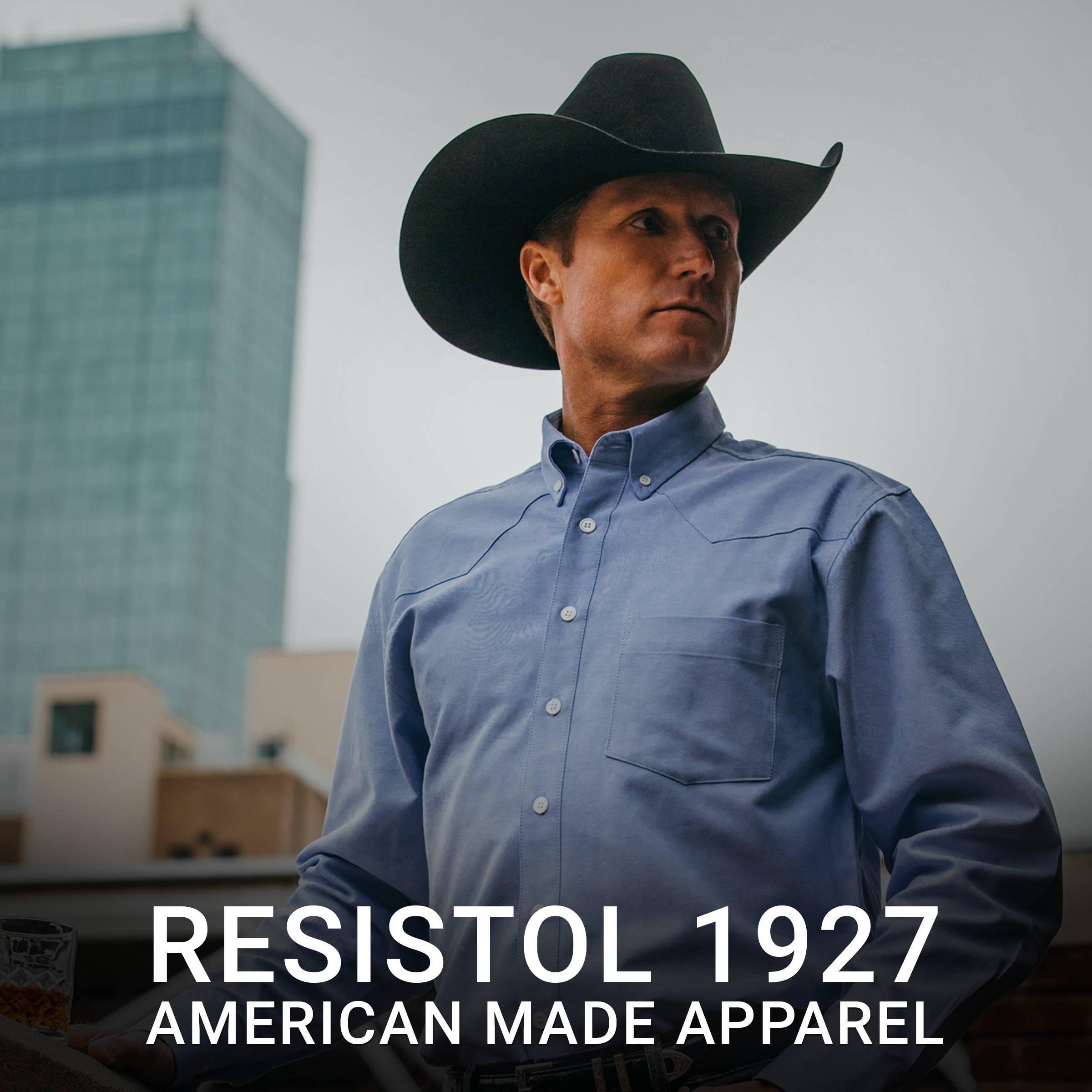 Resistol 1927 - American Made Apparel