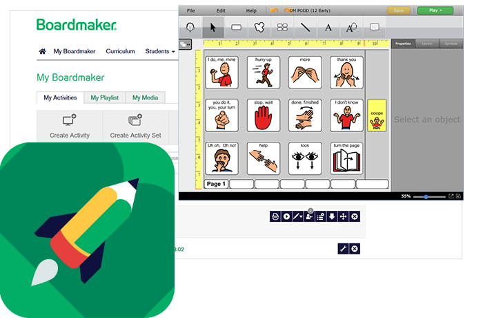 photograph about Free Printable Picture Communication Symbols known as Boardmaker On-line