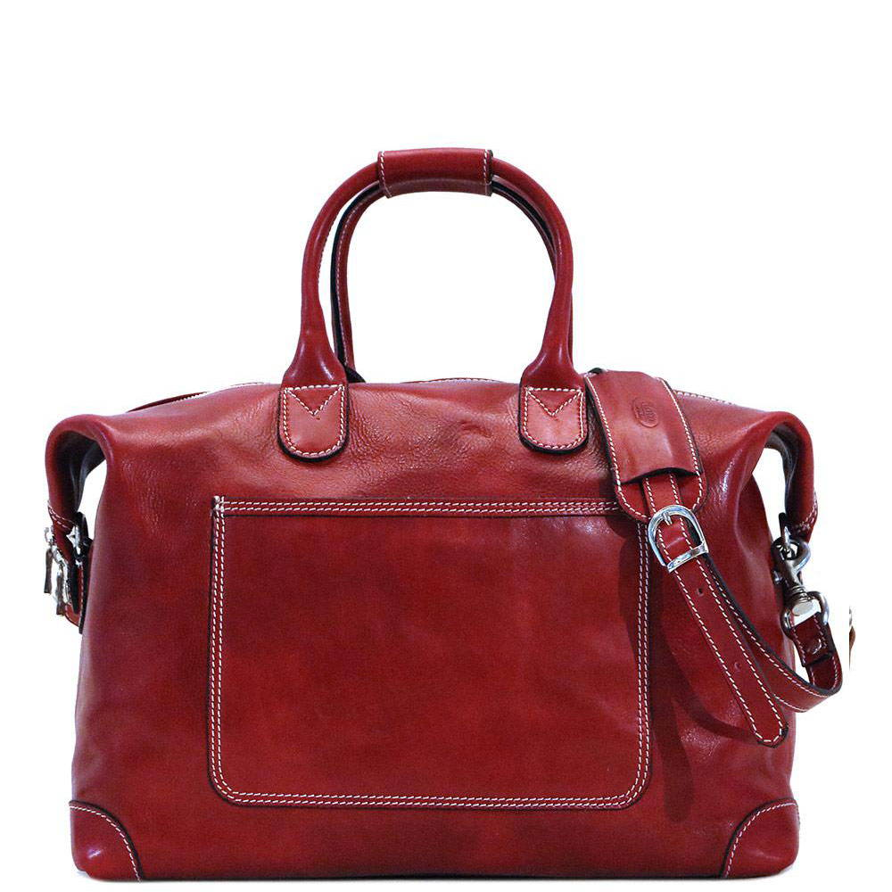 Italian Leather Travel Bags for women
