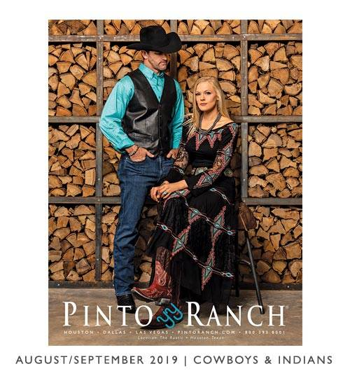 Cowboys & Indians August/September  2019 Ad
