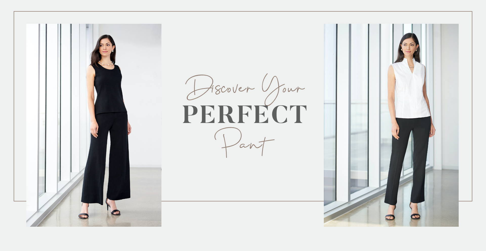 Discover Your Perfect Pant