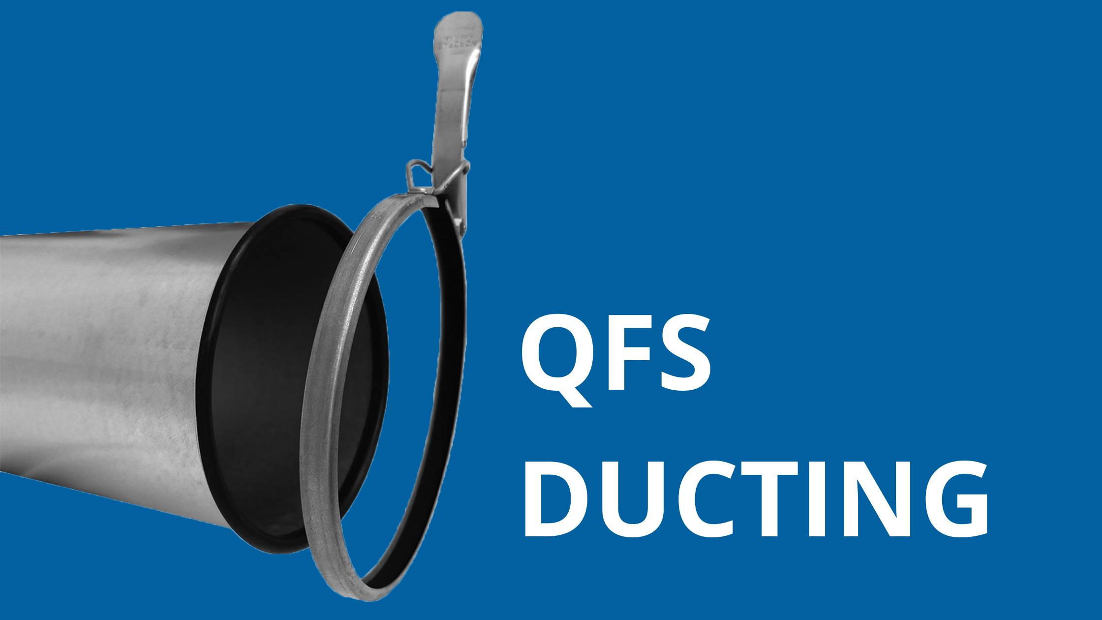 Nordfab QFS Ducting